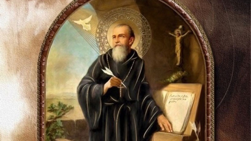 oración a San Benito para alejar la maldad