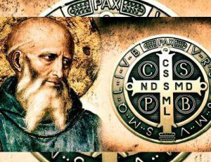oración a San Benito para la protección