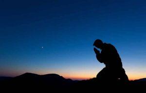 oración de la noche significado