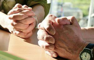 oración de protección para rezar