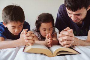 oración por los hijos para guiarlos