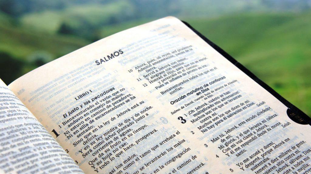 salmo 1 explicación