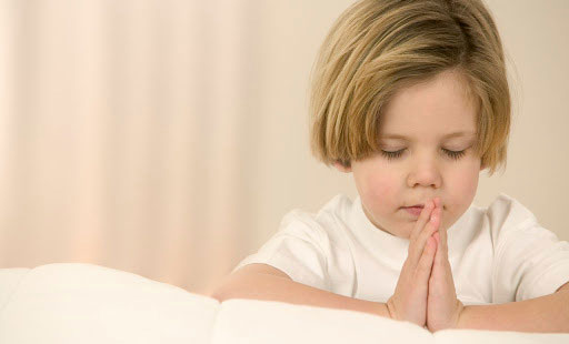 oración para dormir seguro