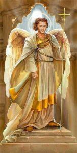 Arcángel Uriel bendiciones