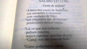 salmo 137 explicación